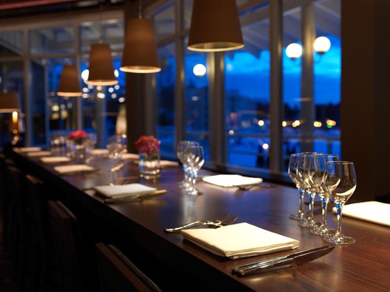 Naantalin Kylpylä (Le Soleil-ravintola)